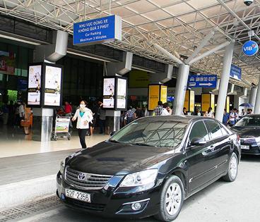 Miễn phí đưa đón khách hàng tại sân bay